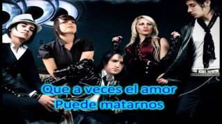 Sangrando Amor - Eclipse & Annette Moreno Con Letra