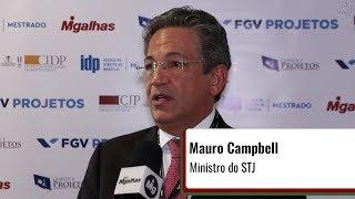 Mauro Campbell - Atuação de advogados nas Cortes Superiores