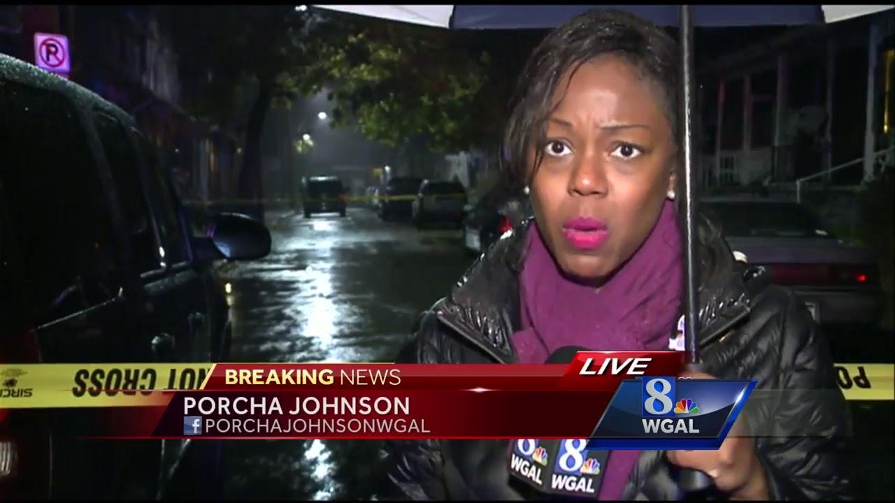 Update from scene of double homicide in Harrisburg