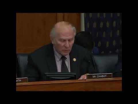 Chabot's Remarks During House Committee on Foreign Affairs Markup