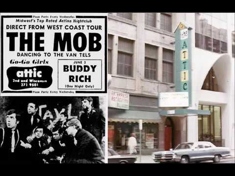 Love Train The Mob 1969 At The Attic In Milwaukee Youtube