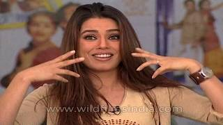 Mahima Chaudhary on film 'Yeh Tera Ghar Yeh Mera Ghar'