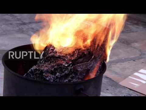 China: 'iPhones, iPads, laptops' burned as offerings as ancient festival gets modern makeover