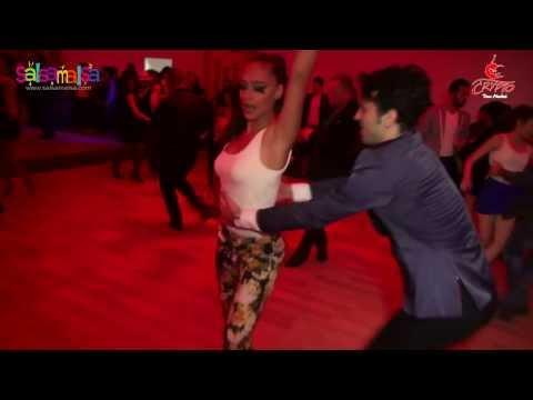 SOCIAL SALSA | ERSIN & MELISA | 2. ANKARA DANCE FESTIVAL