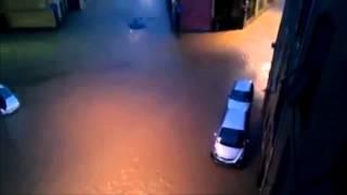 Alluvione a Albisola Superiore (Savona)