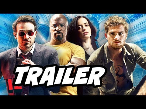 Download Youtube: Defenders Trailer 2 Breakdown and The Punisher Teaser
