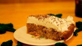Irish Coffee Whiskey Cake (cooking With Jason)