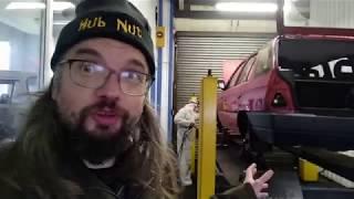 Skoda Favorit gets Krown Rust Protection