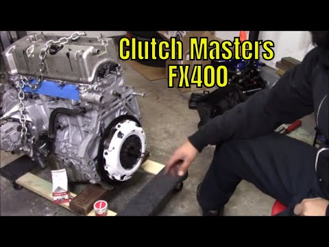 Ultimate K20/K24 Build Guide! PT.12 (Clutch Install)