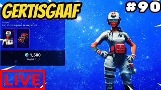 [GIG CLAN] NEW SKINS + POTJES POPPING #90 Livestream Fortnite Battle Royale