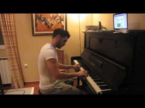 Michele McLaughlin - Winter Solstice (Antonis Papakonstantinou) (Piano)