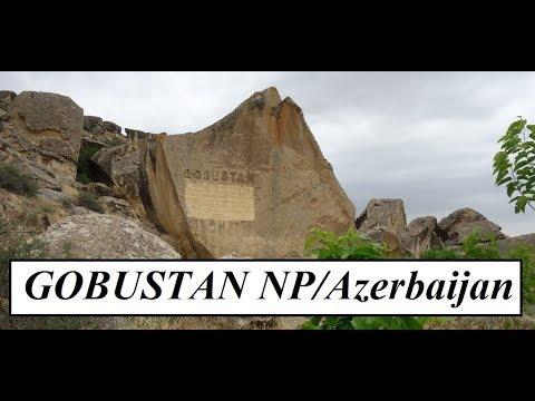 Azerbaijan Gobustan National Park  Part 13