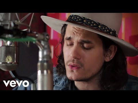 John Mayer - Something Like Olivia (Acoustic Performance)