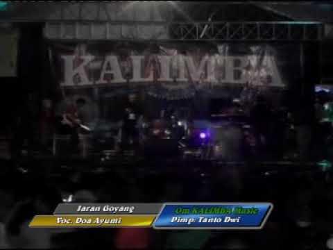 KALIMBA Cabean Cepogo - JARAN GOYANG by Dea Ayumi