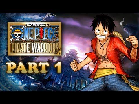 One Piece: Pirate Warriors Walkthrough Part 1 [PS3 JP]