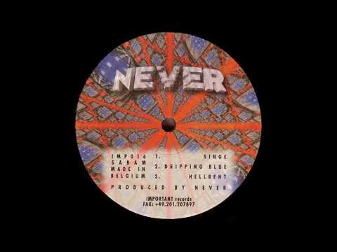 Never - Dripping Blue (1995)