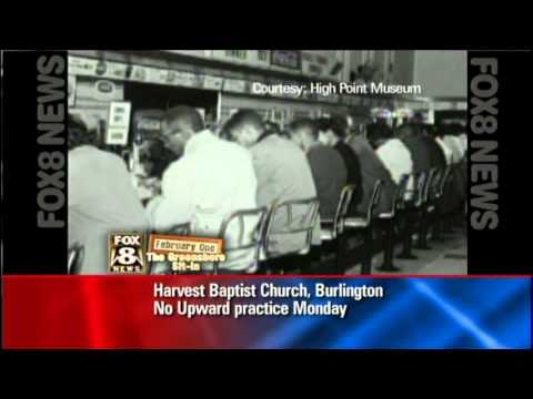 Greensboro Woolworth Sit-in 50th Anniversary