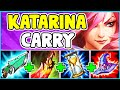 HOW TO PLAY KATARINA MID & SOLO CARRY In Season 10 | Advanced Katarina Guide S10 - League Of Legends