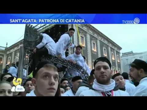 Sant'Agata: patrona di Catania