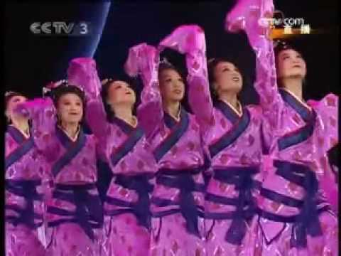 China Classical Dancing --XiangHeGe (La danza classica cinese--XiangHeGe)古典舞-相和歌
