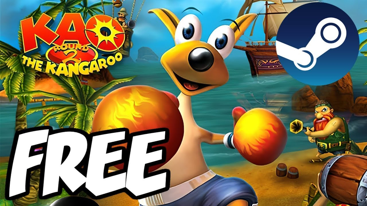 Kao The Kangaroo: Round 2 - Free On Steam (Only Today) - YouTube
