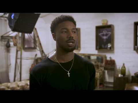 I Turn My Camera On With Lance Gross  Michael B. Jordan  LStudio Created by Lexus