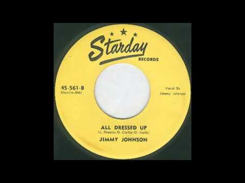 Jimmy Johnson All Dressed Up STARDAY 561 B