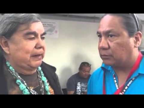 Robert Tenorio Interview by Harlan McKosato   Potter   Santo Domingo Pueblo