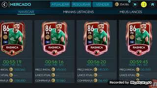Como fazer trade elite no Fifa 20 mobile! Lucre várias Coins!!!!