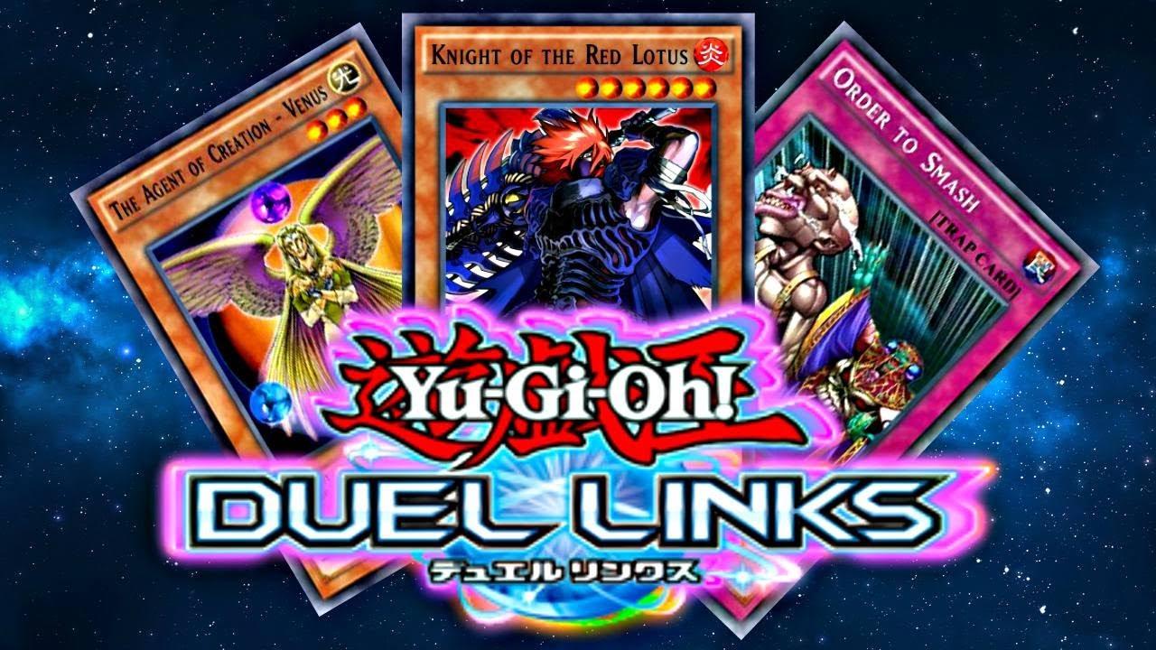 KING OF GAMES NEW VENUS RED LOTUS DECK (Yu-GI-Oh Duel ...