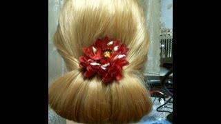 БЫСТРАЯ причёска на КАЖДЫЙ день. Quick hairstyle(В этом видео я вам покажу как сделать классную прическу =) Музыка из видео: http://www.youtube.com/user/TheQLon Подписывайте..., 2013-03-02T09:59:44.000Z)