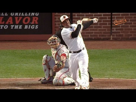 WSH@BAL: Schoop crushes his 20th homer of...