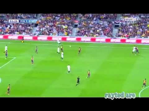 Ivan Rakitic vs Barcelona