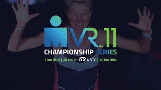 Course Preview: IRONMAN VR 11