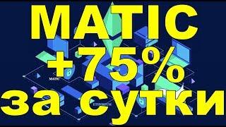 Почему Matic Network так быстро растет?