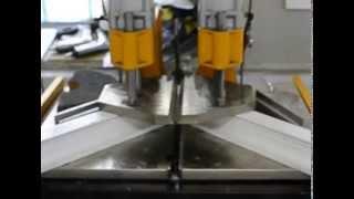 процесс производства пластиковых окон видео