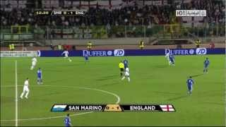 San Marino vs England - WC 2014 Qualification Europe