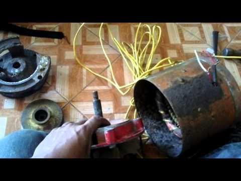 Bomba de Agua - Reparación
