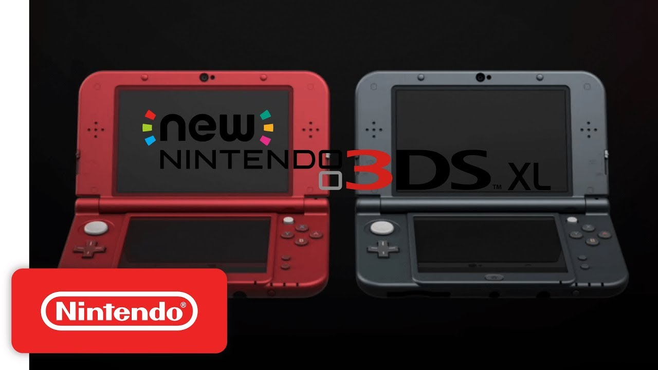 new nintendo 3ds xl first look youtube. Black Bedroom Furniture Sets. Home Design Ideas