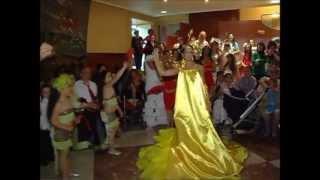 boda gitana con los hernandez bailando ( 2007)