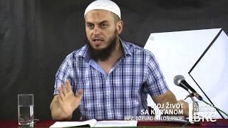 Moj život sa Kur'anom - Hfz. Dževad Gološ, prof. (14.06.2015.)