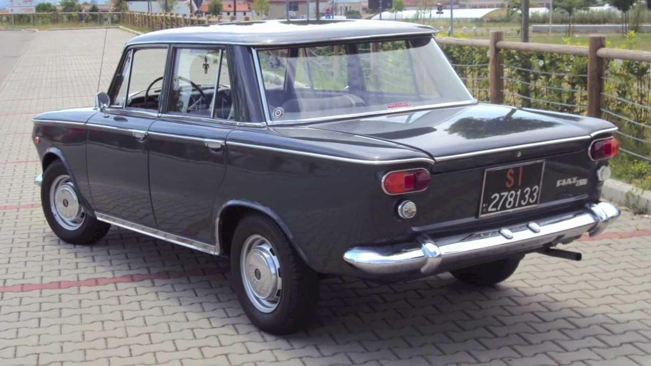 Fiat 1300.mov - YouTube on