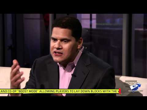 Nintendo - E3 2012: Reggie All Access Live Interview