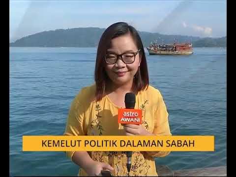 Kemelut politik dalaman Sabah