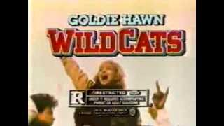 Goldie Hawn in Wildcats 1986 TV trailer