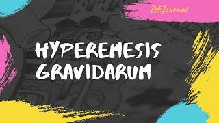 Masalah masa kehamilan dengan HIPEREMESIS GRAVIDARUM (mual muntah berlebih saat hamil), DIABETES MEL.