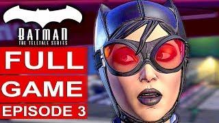 BATMAN Telltale SEASON 2 EPISODE 3 Gameplay Walkthrough Part 1 FULL GAME [1080p HD] No Commentary