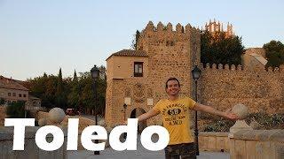 Toledo | ESPAÑA | Viajando con Mirko