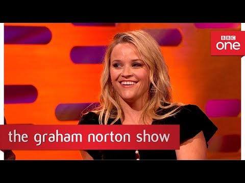Donald Trump steals Reese Witherspoon's speech - The Graham Norton Show: 2017 - BBC One