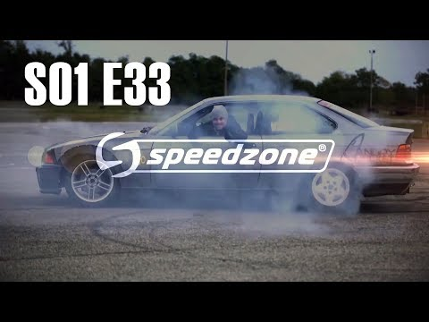 Speedzone S01 E33: Lexus GS-F, Hungaroring, Time Attack